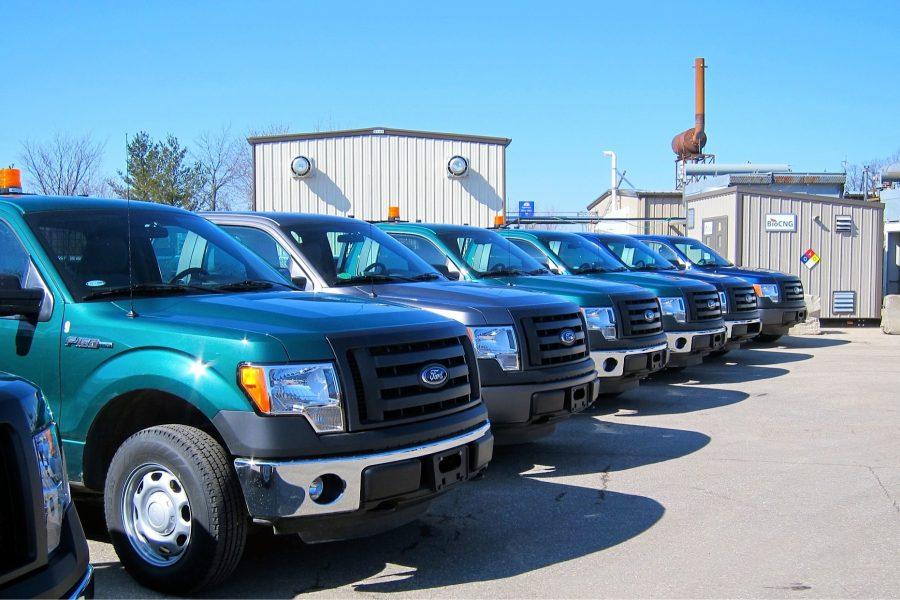 Dane County compressed natural gas fleet