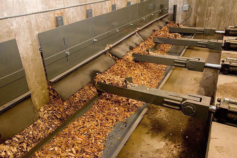 Gundersen Health Systems Biomass boiler
