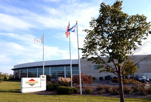 Briggs & Stratton Menomonee Falls Distribution Center